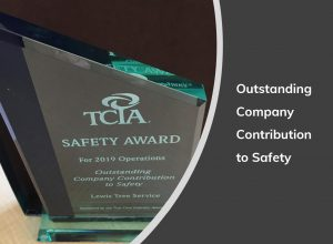 Award Winning Safety Program